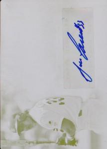 2014 Supreme Simply Supreme Yellow Printing Plate Autograph 1/1