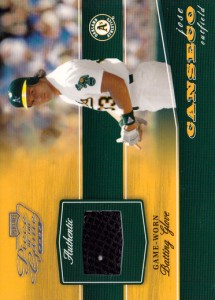 2002 Playoff Piece of the Game Batting Glove /50