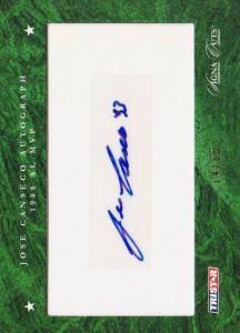 2008 Tri Star Signa Cuts Autograph /65