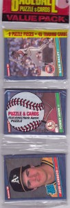 1986 Donruss #39 Rack Pack