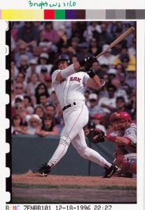 1997 Finest #101 Topps Vault Original Front Photograph 1/1