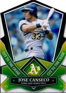 2013 Topps Cut to the Chase Die Cut Refractor Custom