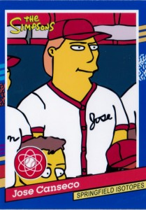 1991 Donruss Simpsons Custom