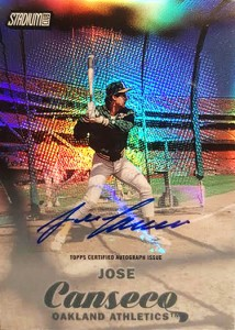 2017 Stadium Club  Chrome Refractor Autograph /10
