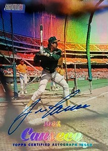 2017 Stadium Club  Rainbow Foil Autograph /10