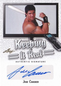 2014 LEAF POP CENTURY KEEPING IT REAL AUTOGRAPH
