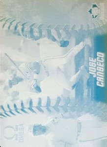 1998 PACIFIC OMEGA Printing Plate 1/1