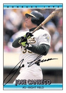 2004 DONRUSS TIMELINES RECOLLECTION AUTOGRAPHS 1992 #241 BUYBACK 1/13