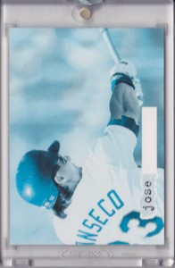 1994 Stadium Club #171 Color Separation Proof Cyan 1/1