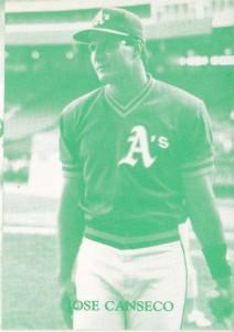 1987 Action Superstars #22 Green Unlicensed Broder