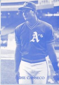 1987 Action Superstars #22 Blue Unlicensed Broder