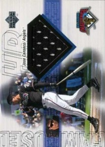 2001 Upper Deck Big League Challenge Game Jersey