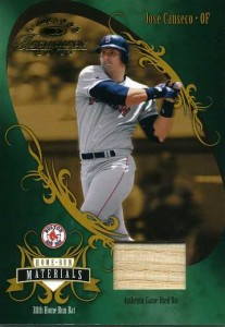 2003 Donruss Timeless Treasures Home Run 311 Bat /100