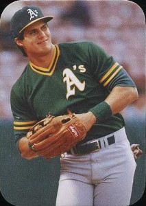 1987 Classic Baseball Superstars Series 1 #15 Unlicensed Broder