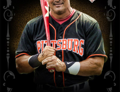 Jose Canseco Pittsburg Diamonds