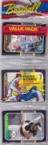 1987 Donruss #97 Rack Pack