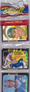 1987 Donruss DIamond Kings Rack Pack