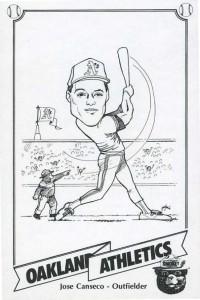 1987 Smokey Colograms Post Card