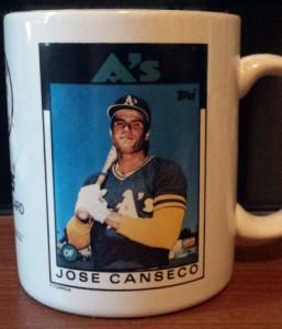 1986 Topps Traded #20T Mug
