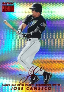 1999 SKYBOX PREMIUM STAR RUBIES Bankruptcy Archive 1/1