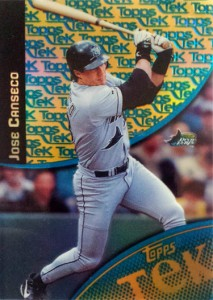 2000 Topps Tek Gold Pattern 20 Color Blue Proof No SN /10