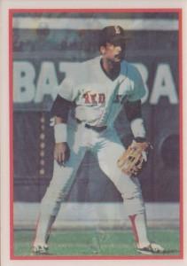 1987 Sportflics Tri-Stars 1986 Copyright