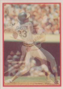 1987 Sportflics #90 1986 Copyright