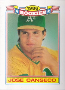 1987 Topps Glossy Rookies Oversized Proof