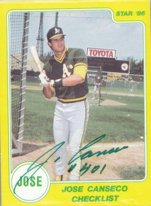 1986 Star Yellow Sealed Set with Autograph /500