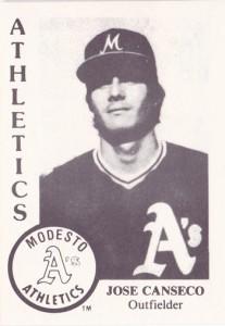 1984 Chong Modesto A's Counterfeit