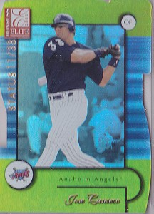 2001 Donruss Elite Status /33