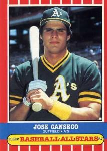 1987 Fleer Baseball All Stars