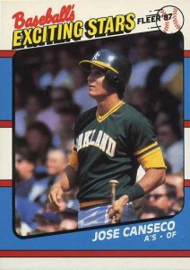 1987 Fleer Exciting Stars