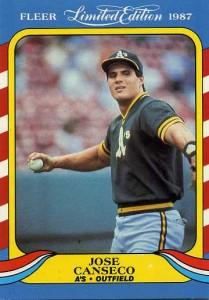 1987 Fleer Limited Edition