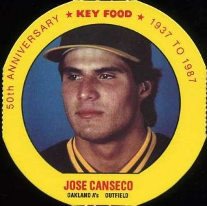 1987 Key Food DIsc