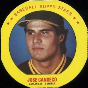 1987 MSA Iced Tea Baseball Super Stars Disc