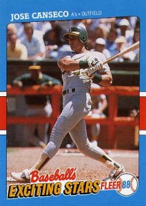 1988 Fleer Exciting Stars