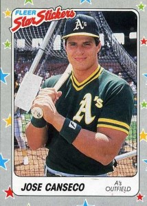 1988 Fleer Star Sticker