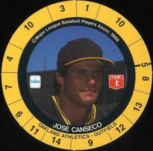 1988 Cadaco Ellis Disc