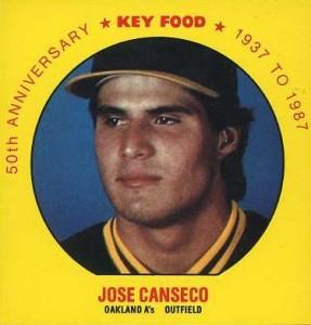 1987 Key Food Discs Square Proof