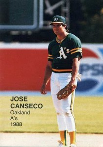 1988 Oakland A's #1 Unlicensed Broder