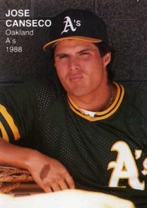 1988 Oakland A's #8 Unlicensed Broder