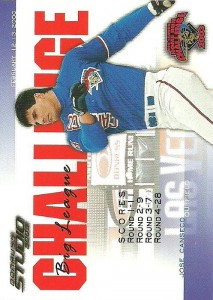 2003 Studio Big League Challenge Proofs #28 01 /25