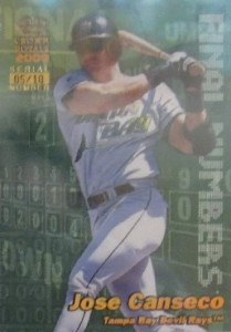 2000 Crown Royale Final Numbers Holographic /10