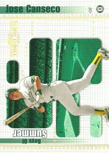 2004 Donruss Timelines Boys of Summer Gold /25