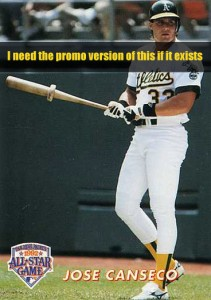 1992 Colla All-Star Games Promo (does this exist?)