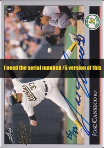 2014 Leaf Memories 1992 Autograph Buyback Gold /5